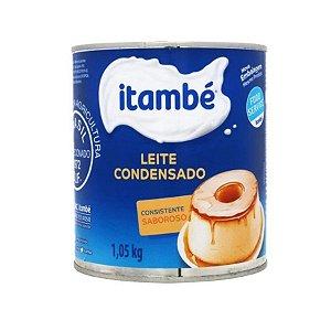 Leite Condensado Itambé 1,05kg Rizzo Confeitaria