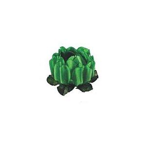 Forminha para Doces Finos - Rosa Maior Verde Limão Escuro 40 unidades - Decora Doces - Rizzo
