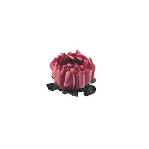 Forminha para Doces Finos - Rosa Maior Rosa Seco 2 40 unidades - Decora Doces - Rizzo