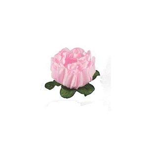 Forminha para Doces Finos - Rosa Maior Rosa Bebe 40 unidades - Decora Doces - Rizzo