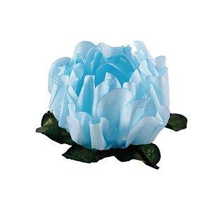Forminha para Doces Finos - Rosa Maior Azul Bebê - 40 unidades - Decora Doces - Rizzo