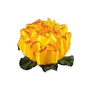 Forminha para Doces Finos - Rosa Maior Amarelo Queimado - 40 unidades - Decora Doces - Rizzo