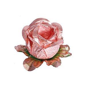 Forminha para Doces Finos - Rainha Rosê Gold- 40 unidades - Decora Doces - Rizzo