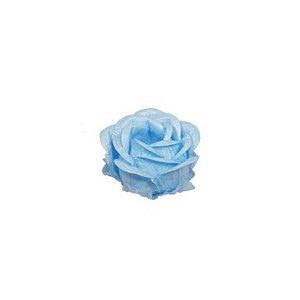 Forminha para Doces Finos - Magnólia Azul Claro- 30 unidades - Decora Doces - Rizzo