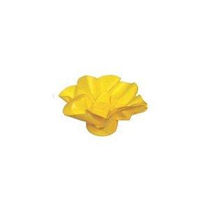 Forminha para Doces Finos - Copo de Leite Amarelo Vivo 30 unidades - Decora Doces - Rizzo