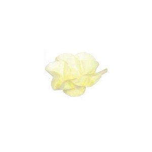 Forminha para Doces Finos - Copo de Leite Amarelo Claro 30 unidades - Decora Doces - Rizzo
