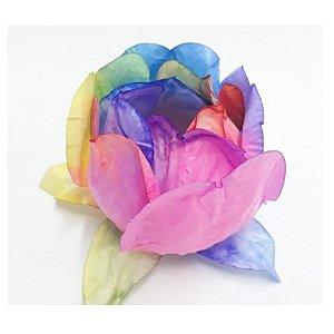 Forminha para Doces Finos - Bela Tie Dye Vivid - 30 unidades - Decora Doces - Rizzo