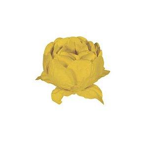 Forminha para Doces Finos - Bela Neon Amarelo - 20 unidades - Decora Doces - Rizzo
