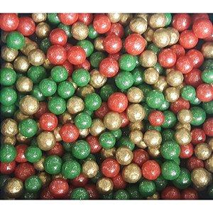 Perola Grande Natal - 60g - Morello - Rizzo Confeitaria