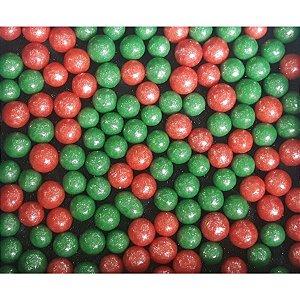 Perola Grande Natal 3 - 60g - Morello - Rizzo Confeitaria
