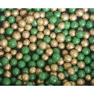 Perola Grande Natal 2 - 60g - Morello - Rizzo Confeitaria