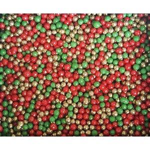 Perola Pequena Natal 60g - Morello - Rizzo Confeitaria
