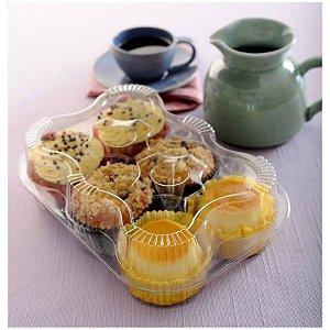 Blister 6 Cupcakes G16 10u Galvanotek Rizzo Confeitaria