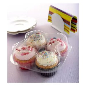 Blister 4 Cupcakes G15 10u Galvanotek Rizzo Confeitaria