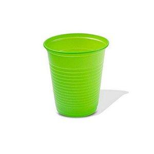 Copo Festa Descartável 200ml Verde Claro 50 unidades Trik Trik