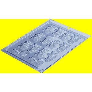 Forma de Acetato Anjinho Ref 606 Porto Formas Rizzo Confeitaria