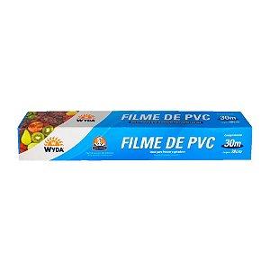 Filme de Pvc 28cmx30m Wyda Rizzo Confeitaria