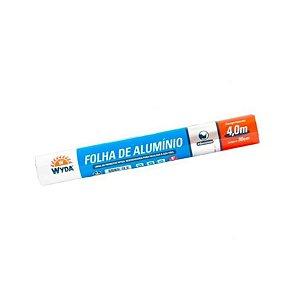 Rolo de Alumínio 30cmx4m Wyda Rizzo Confeitaria