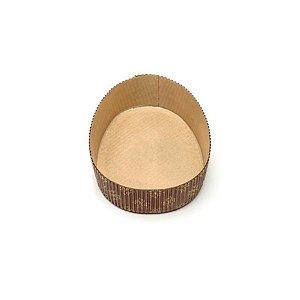 Forma Forneável Ovetto com 5 unid. Marcpan Rizzo Confeitaria