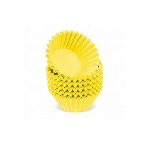 Forminha Gourmet N° 5 Amarela com 100 un. UltraFest
