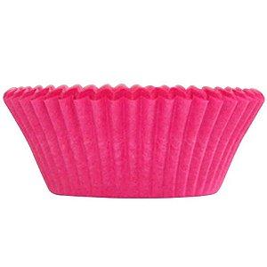 Forminha Forneável CupCake Pink com 57 un. - UltraFest