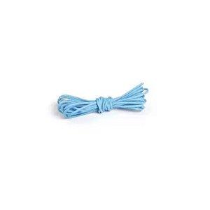 Cordão de Camurça Azul 5m - 01 unidade - Cromus - Rizzo