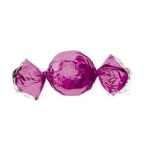 Papel Trufa 14,5x15,5cm - Metalizado Pink- 100 unidades - Cromus - Rizzo Confeitaria
