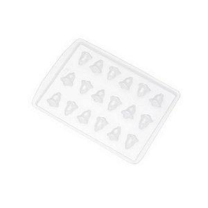 Forma de Acetato Bombom Sinos Ref. 629 Crystal Rizzo Confeitaria