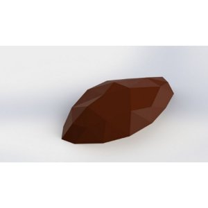 Forma Injetada Cacau Gramado Rizzo Confeitaria
