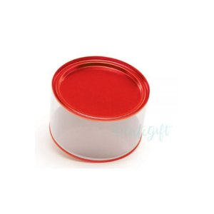 Lata Cookies Vermelha - 12,7x7,5cm - ArtGift - Rizzo