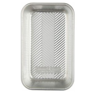 Forma em Alumínio para Pão Retangular Nordic Ware Rizzo Confeitaria