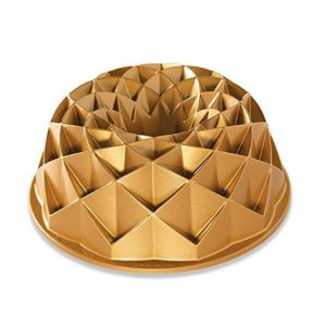 Forma em Alumínio Fundido Jubilee Nordic Ware Rizzo Confeitaria