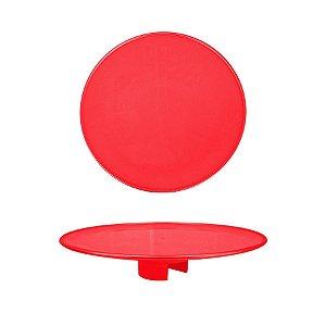 Tampo Boleira - Rosa Neon - Só Boleiras - Rizzo Confeitaria