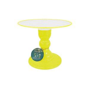 Boleira - Amarelo Neon Clean - Só Boleiras - Rizzo Confeitaria