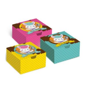 Caixa Divertida Mestre Cuca - Sortido - 10 unidades - Cromus Páscoa - Rizzo Confeitaria
