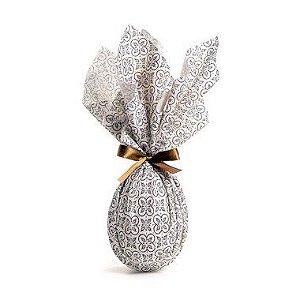 Tecido para Ovo de Páscoa Chocolatier 44x44cm - 02 unidades - Cromus Páscoa