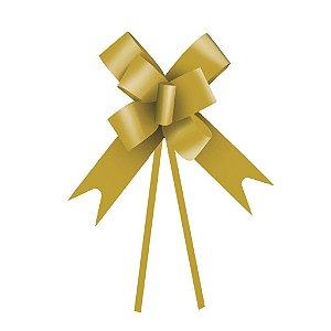 Laço Fácil Ouro - 10 unidades - Cromus - Rizzo
