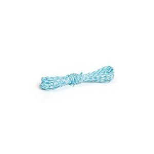 Fio Decorativo Torcido 5 metros Azul Claro - Cromus Páscoa - Rizzo