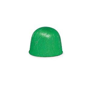Papel Chumbo 10x9,8cm - Verde - 300 folhas - Cromus