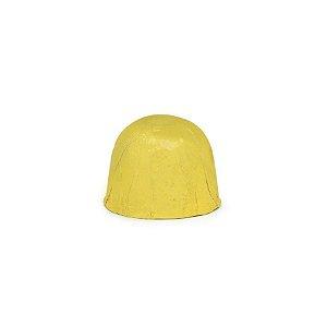 Papel Chumbo 10x9,7cm - Fosco Amarelo - 300 folhas - Cromus