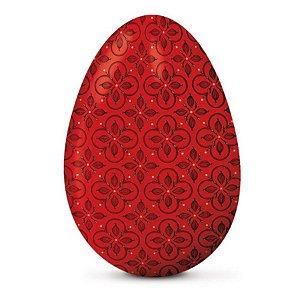 Papel Chumbo 10x9,7cm - Chocolatier Vermelho - 300 folhas - Cromus