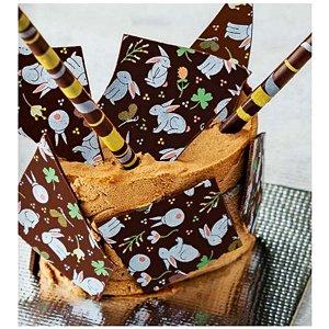 Transfer para Chocolate Páscoa TRP 0056 Stalden Rizzo Confeitaria