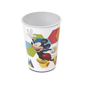 Copo de Plástico Festa Mickey 320Ml - Plasútil - Rizzo Confeitaria