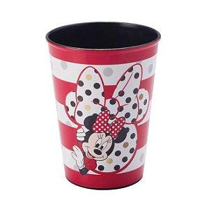 Copo de Plástico Festa Minnie Vermelha 320Ml - Plasútil - Rizzo Confeitaria
