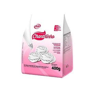 Chantilinho - Pó para Preparo de Chantilly 400g Mix Rizzo Confeitaria