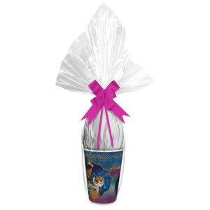 Kit Ovo no Copo Aladdin Cores (Copo + Saco Express + Papel Chumbo + Laço Fácil) - Páscoa Rizzo