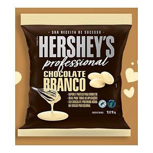 Chocolate Branco 1,01kg - Hershey's Professional