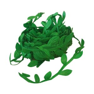 Fio Decorativo Folhas 10m - ArtLille Rizzo Confeitaria