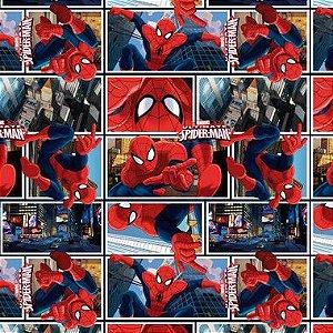 Folha para Ovos de Páscoa Spectacular Spider Man 69x89cm - 05 unidades - Cromus Páscoa - Rizzo