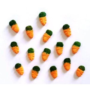 Cenoura Pequena 60g - Morello - Rizzo Confeitaria